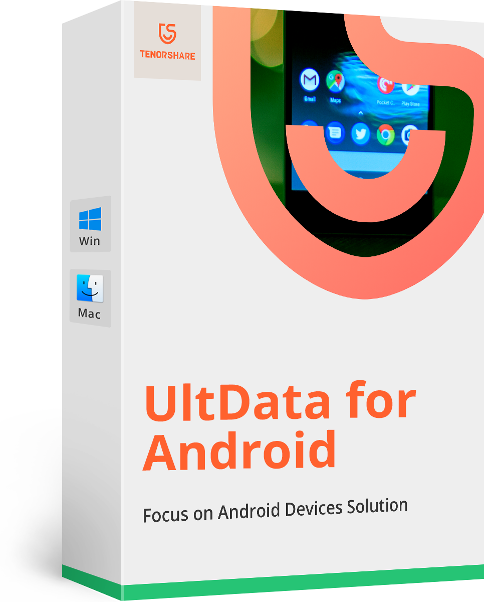 Tenorshare UltData for Android (Mac)