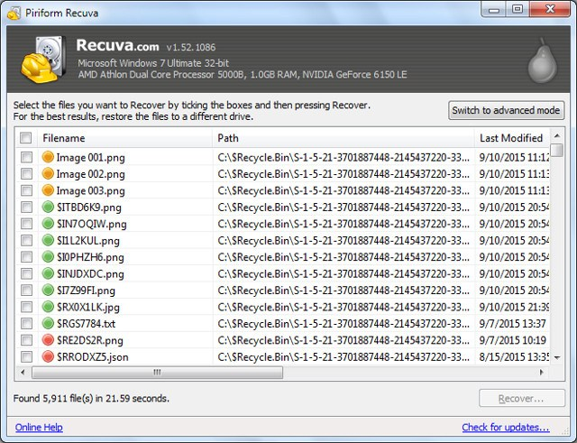 Free android data recovery download.