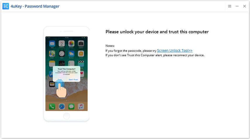 How to Find and View Password on iPhone, iPad | Tenorshare