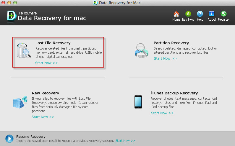 tenorshare card data recovery for mac