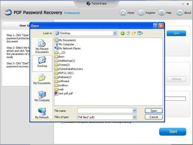 How to Open PDF If You Forgot the Password | Tenorshare