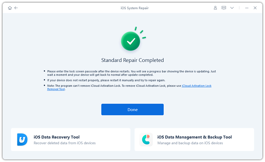 solve ios bugs without trust this computer – repair successfully