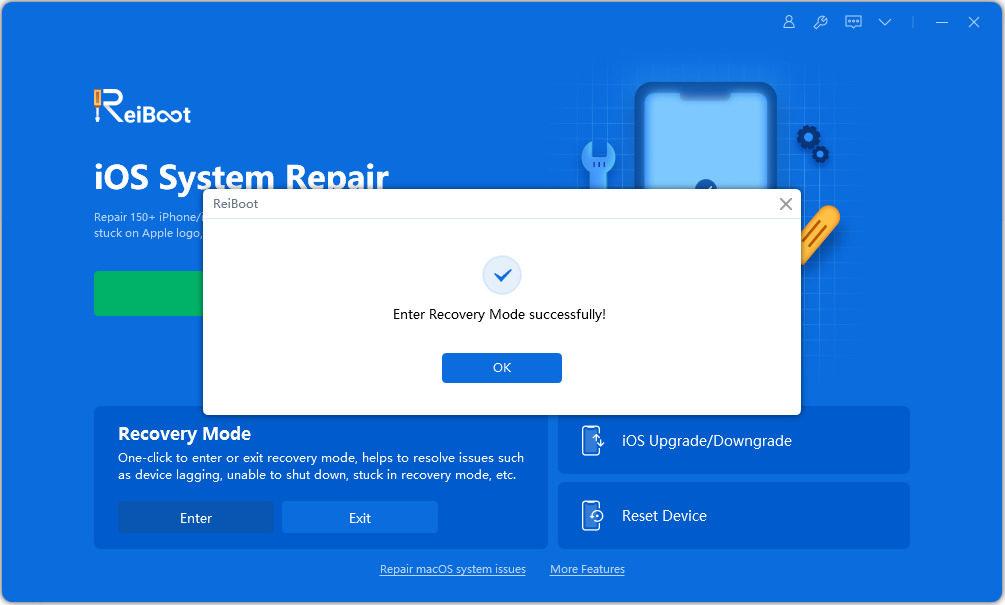 iphone get into recovery mode reiboot keygen
