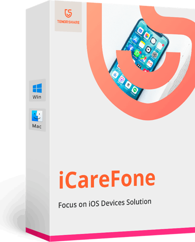 icarefone box