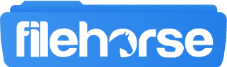 filehorse logo