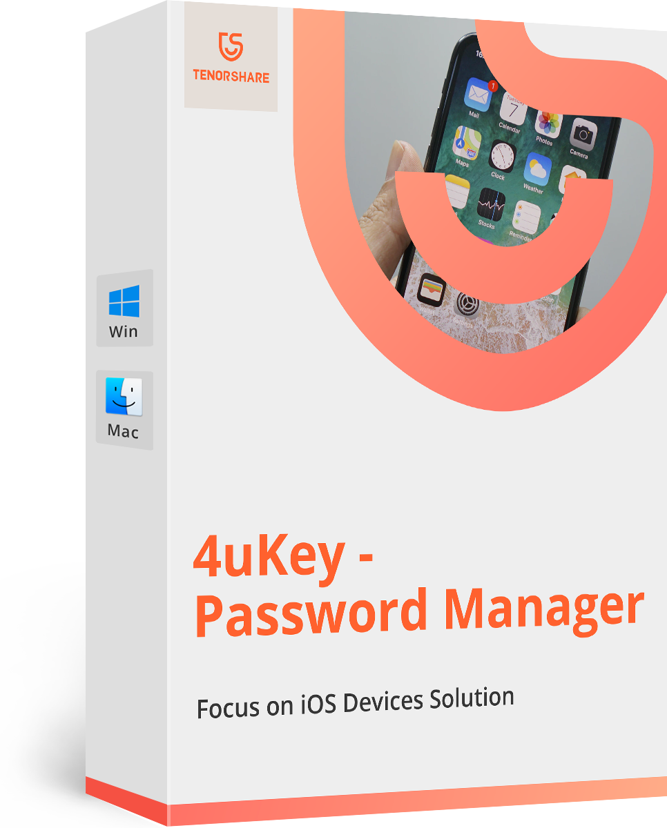 Tenorshare 4uKey - Password Manager (Mac)