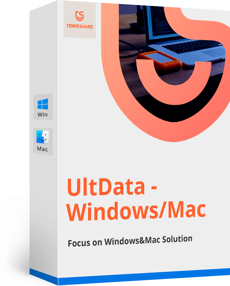 Tenorshare UltData - Windows/Mac Data Recovery