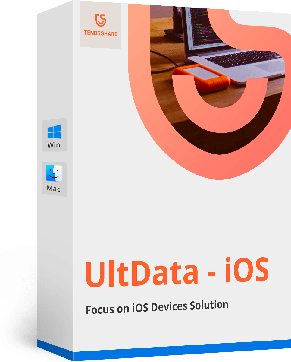 Tenorshare UltData(Mac)