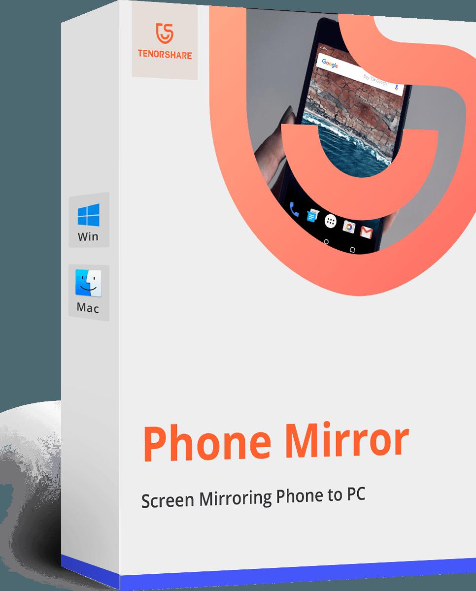 Tenorshare Phone Mirror