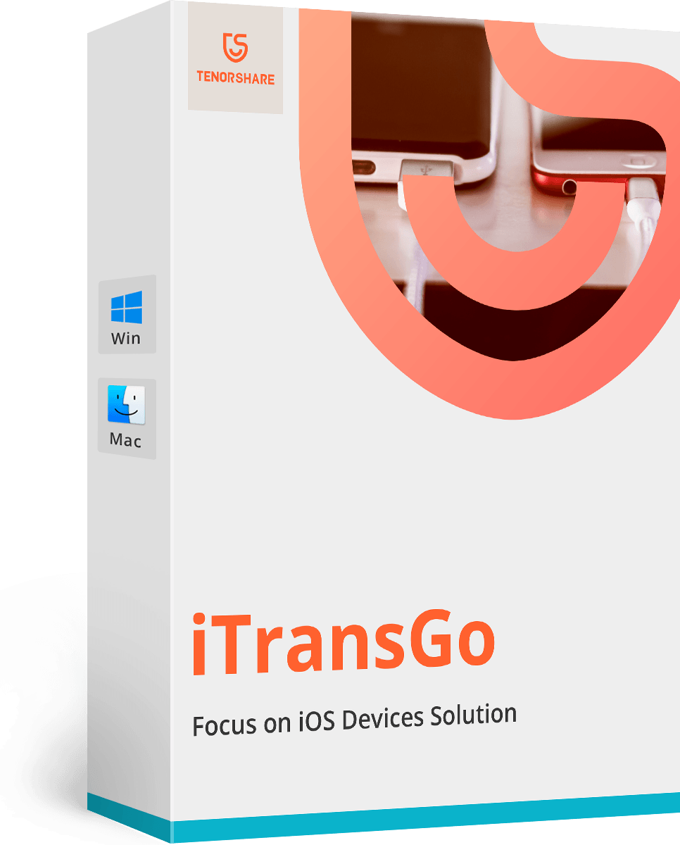 Tenorshare iTransGo for Mac