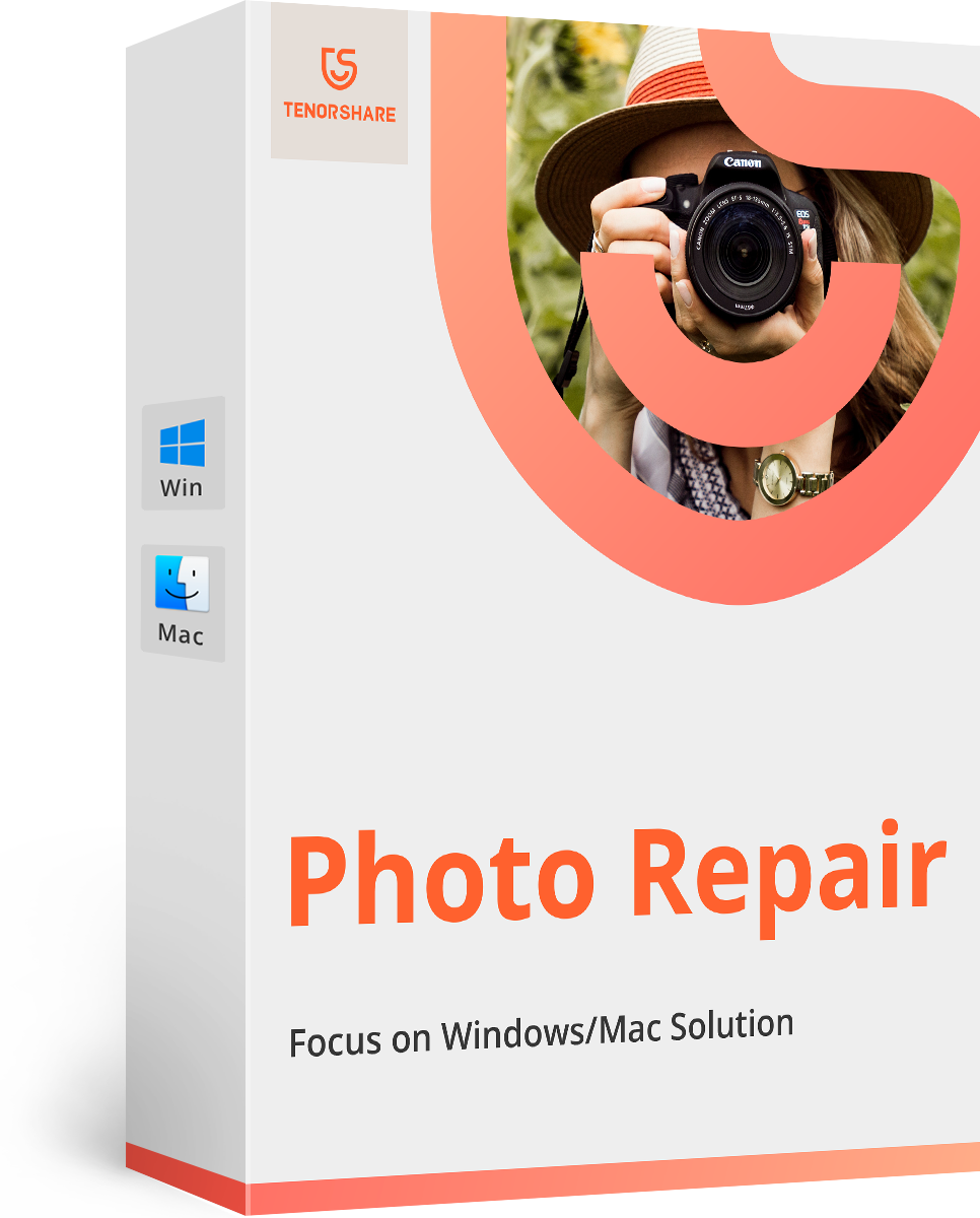 Tenorshare Photo Repair(Mac)