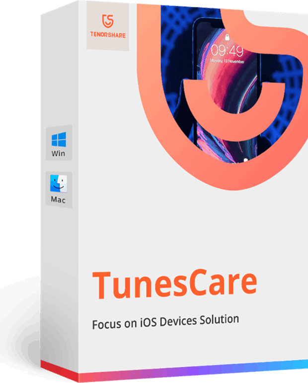 Tenorshare TunesCare for Mac