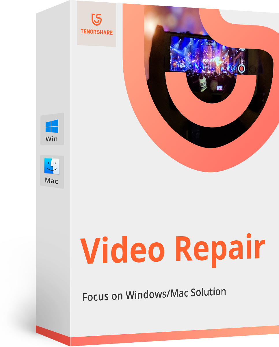Tenorshare Video Repair