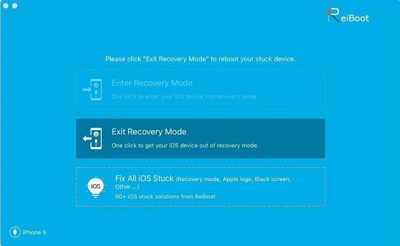 ReiBoot-iOS System Repair for Mac