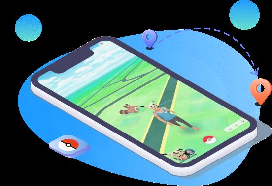 Як змінити дані геолокації на iPhone? : Грати гео-заблоковані ігри в будь-якому місці