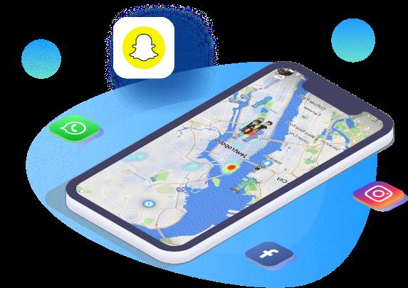 Як змінити дані геолокації на iPhone? : Розташування Spoof на соціальних мережах та додатках знайомств