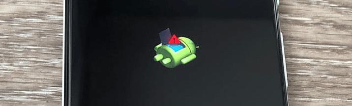 Android kurtarma modu komut yok