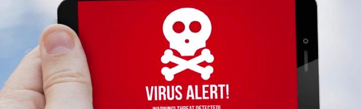 attaque par virus