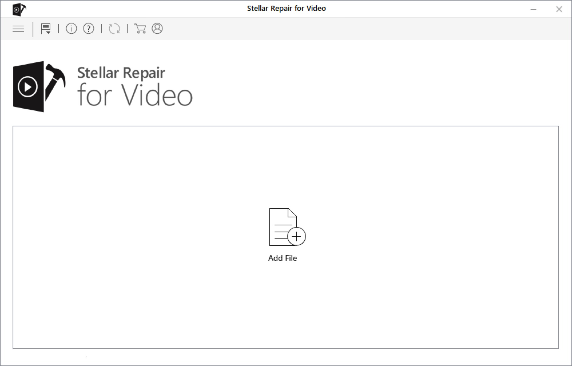 video repair tool-tenorshare video repair step 1