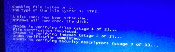 Windows Boot Genius fix blue screen