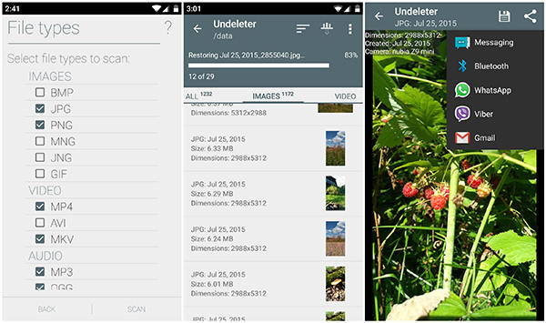 Roundup: Top 10 Apps to Restore Deleted Photos on Android