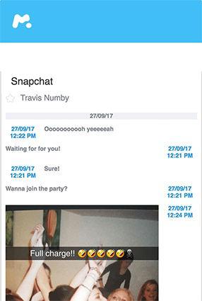 Top 3 Ways to See Snapchat Conversation History 2020