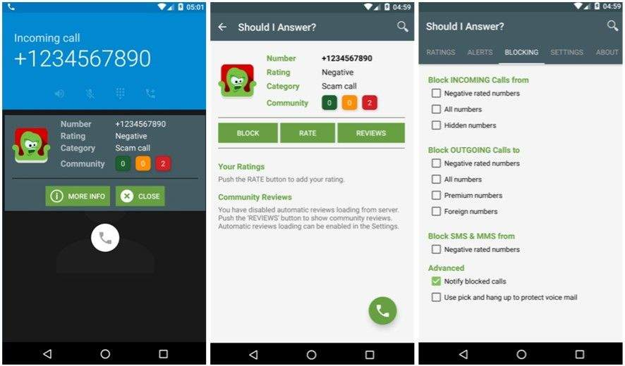Top 6 Best Call Blocker Apps for Android 2018