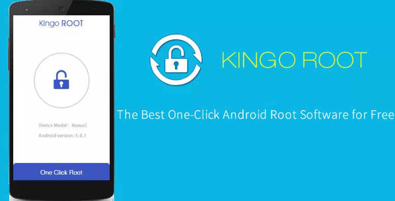 the best one-click android root software for free