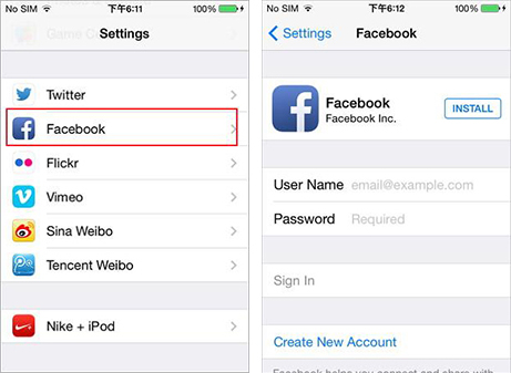 how to refresh whatsapp contacts on iphone