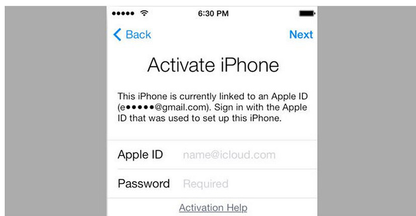 Bypass 'This iPhone is Currently Linked to an Apple ID' Problem