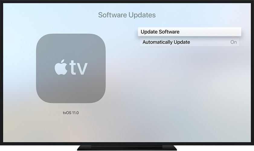2 Ways to Update Apple TV