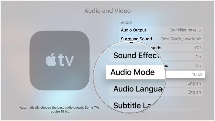 Airparrot no audio on apple tv