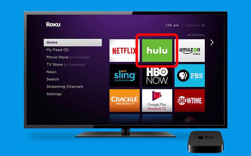 Solved] Hulu Not Working on Apple TV