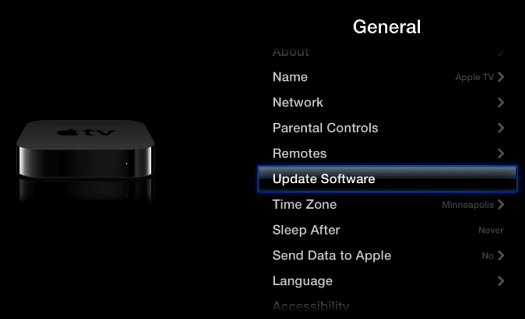 how to connect to apple tv without wifi