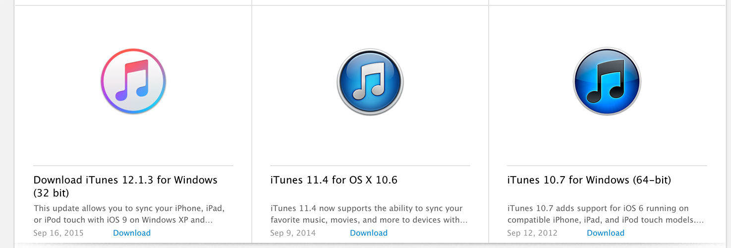 How to Downgrade iTunes 12 to iTunes 11 on Windows