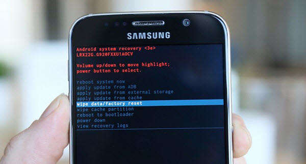 5 Ways] How to Reset a Samsung Phone that is Locked