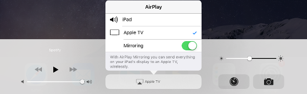 could not connect to apple tv airplay