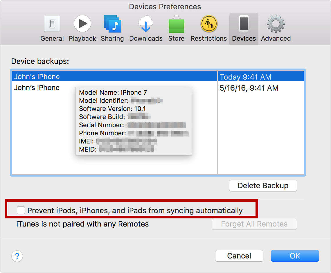 IPhone does not sync with iTunes: why does this issue occur and how can I fix it