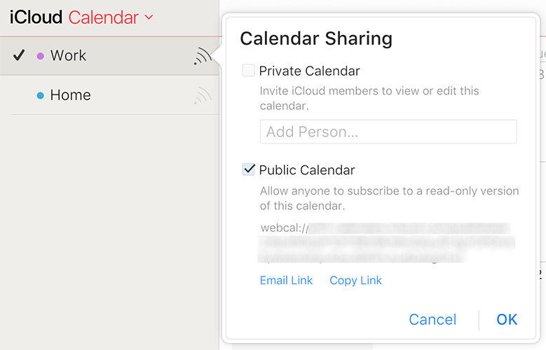 How to Sync iCloud Calendar to Outlook 2016