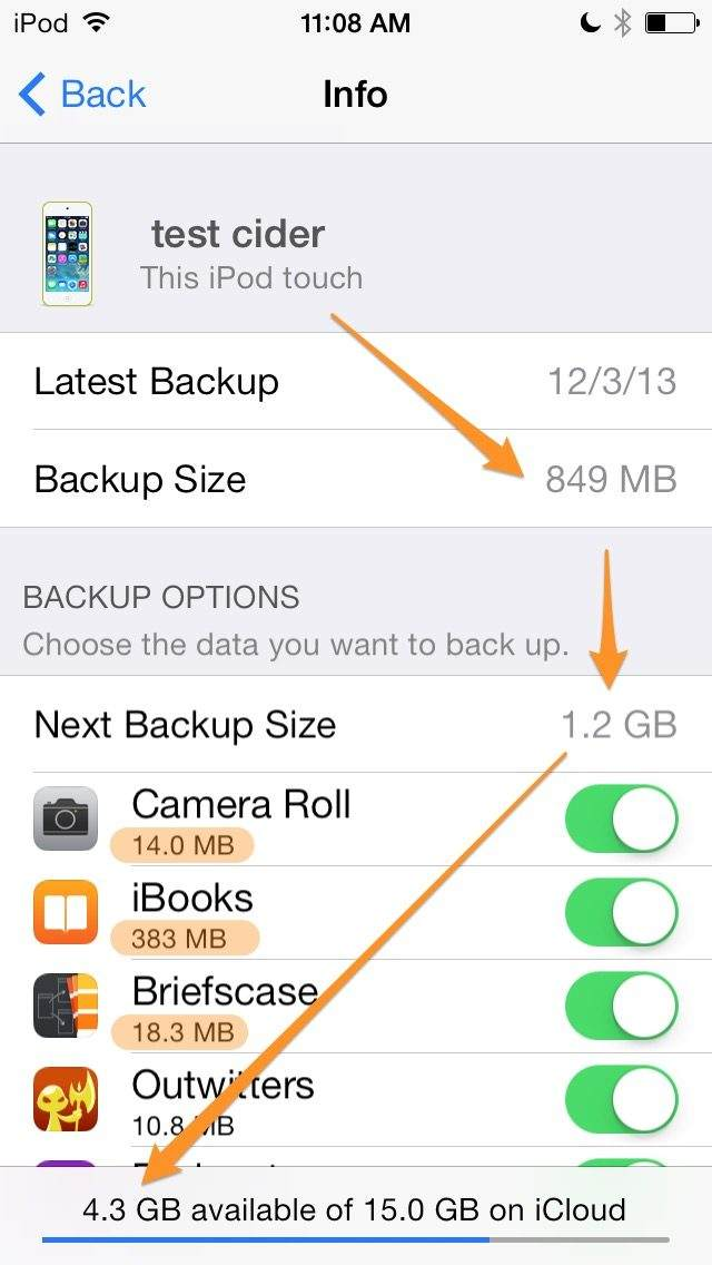 How to Fix iCloud Says Full But It's Not Error