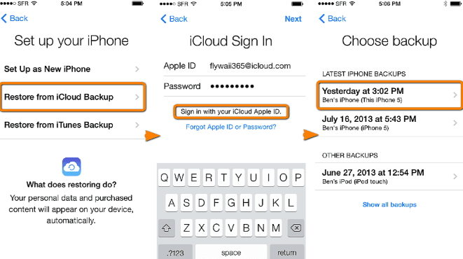 How to remove pictures on iphone