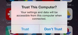 trust the computer