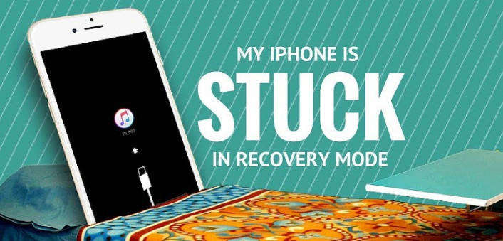 Solved] iPhone Stuck in Recovery Mode after iOS 12/11 Upgrade