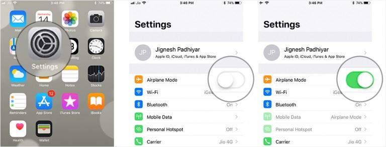 ios 12 app store not working