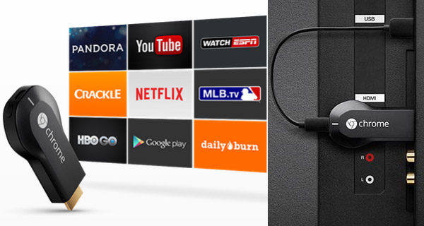 Chromecast Apps Android