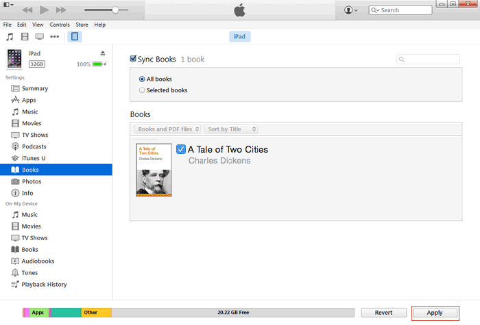 Pdf From Dropbox To Ibooks