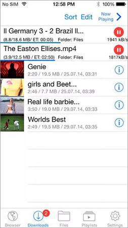 video downloader media player