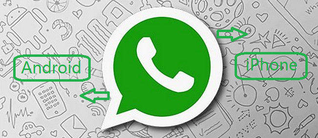 Top 3 Ways to Transfer WhatsApp Messages from Android to iPhone 7/7 Plus
