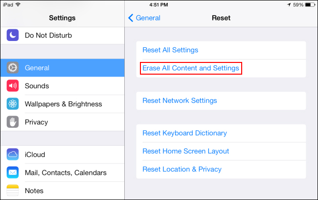 4 ways] How to Factory Reset iPad without iCloud Password