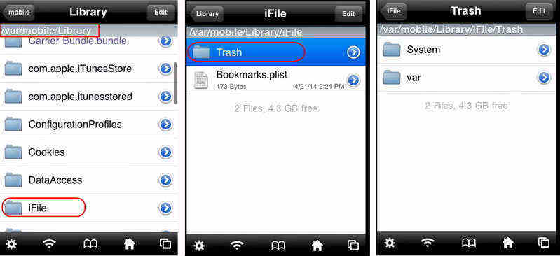 2 Feasible Ways to Recover Deleted iFile Photos on iPhone